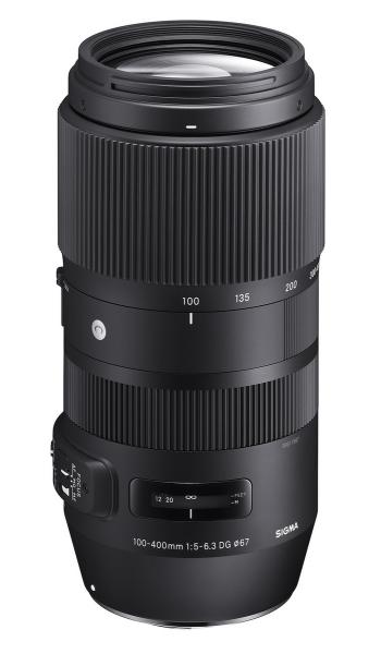 Sigma C 100-400mm 5.0-6.3 DG DN OS für Sony E-Mount