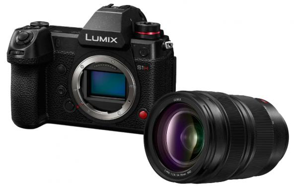 Panasonic Lumix DC-S1H + Lumix S PRO 24-70mm 2.8