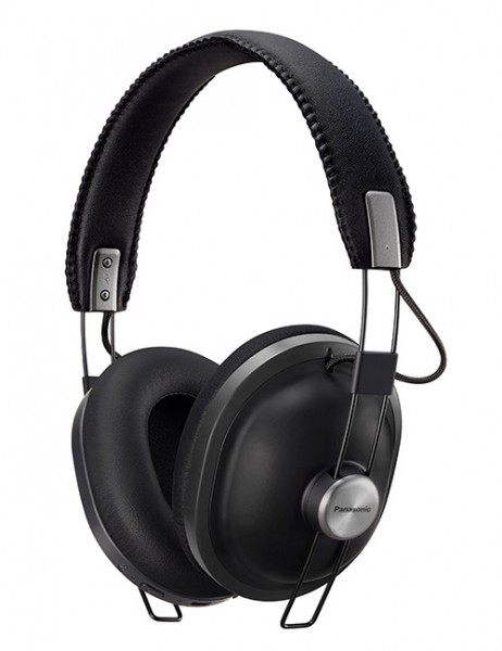 Panasonic RP-HTX80BE-K Bluetooth Kopfhörer schwarz