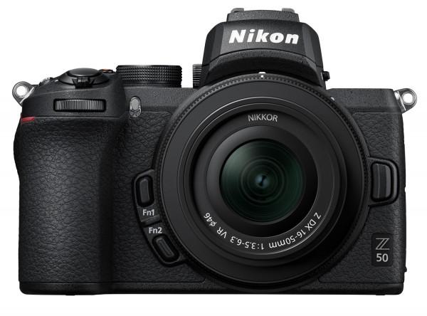 Nikon Z50 + Z DX 16-50mm 3.5-6.3 VR