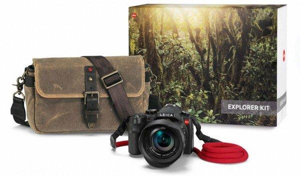 Leica V-LUX (Typ 114) Explorer Kit 19113