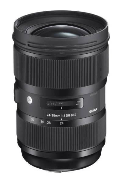 Sigma Art 24-35mm 2.0 DG OS HSM für Nikon