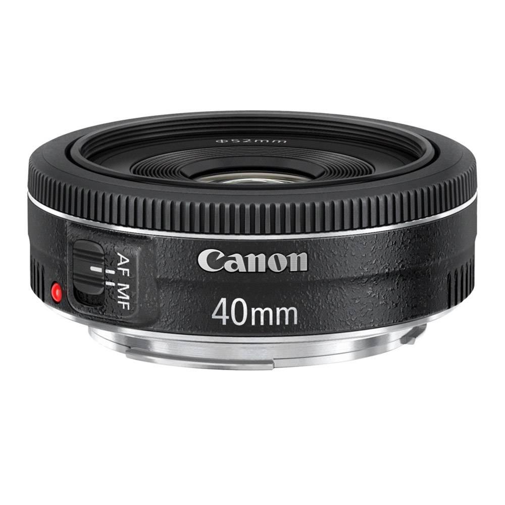 Canon EF 40mm 2.8 STM Pancake