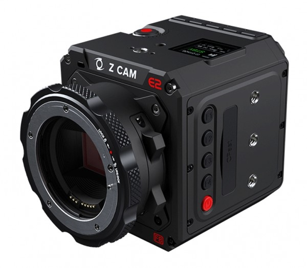 Z-Cam E2-F8 Kamera