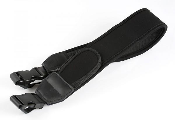 High End Neopren Gurt Schultergurt Riemen Neck Strap für D-SLR & Systemkameras