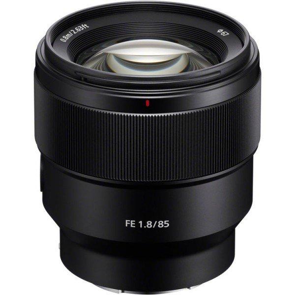 Sony FE SEL 85mm 1.8