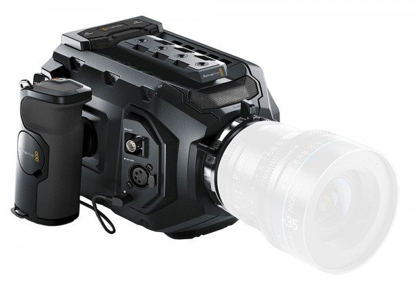 Blackmagic URSA mini 4K EF Digital Cinema Kamera