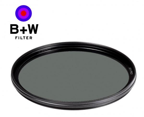 B+W Zirkular Polfilter Käsemann XS-PRO HTC nano 62mm