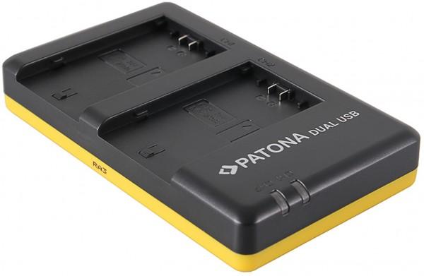 Patona Dual Schnell-Ladegerät für Sony NP-FZ100