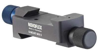Novoflex Q-Mount Mini D Schnellkupplung