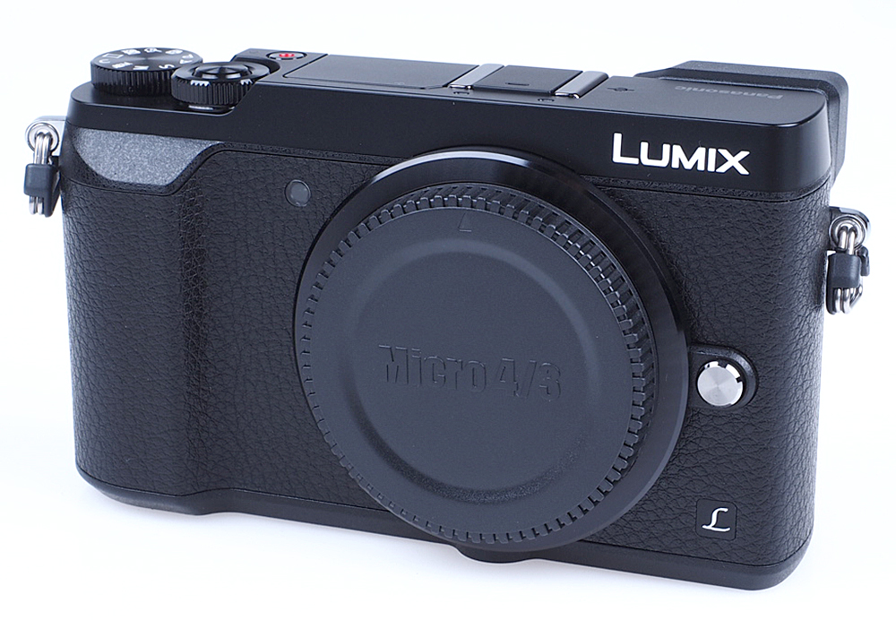 Panasonic lumix dmc gx80 gx 80 geh use body ausstellung for Housse lumix gx80