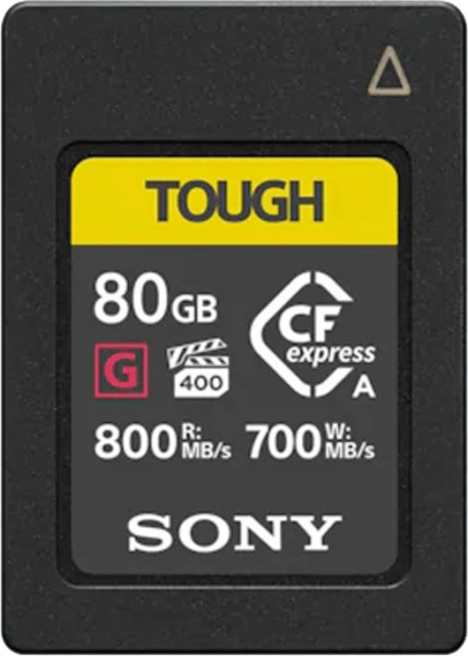Sony CFexpress-Karte 80GB 800MB/s Typ A