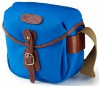 Billingham Hadley Digital Canvas blau/braun