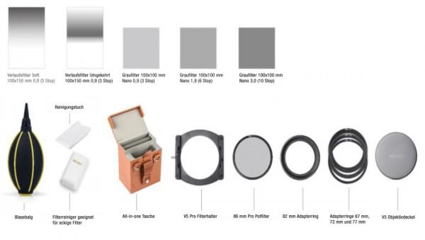 NiSi Advance Kit für 100 mm System Version II