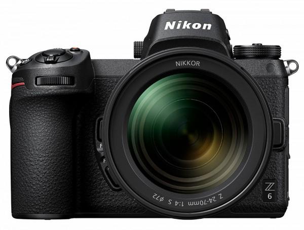 Nikon Z6 + Nikkor Z 24-70mm 4.0
