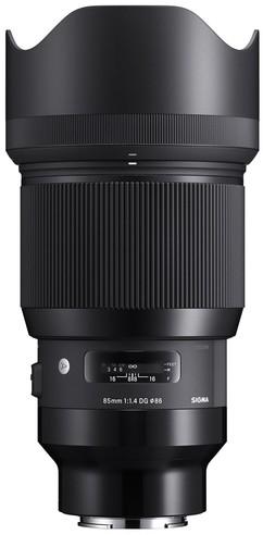 Sigma Art 85mm 1.4 DG HSM für Sony E-Mount