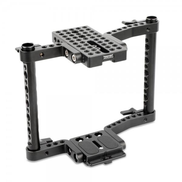 SmallRig 1584 VersaFrame-Cage für Canon- und Nikon-DSLR's