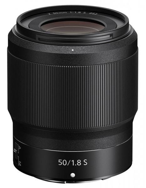 Nikon Nikkor Z 50mm 1.8 S