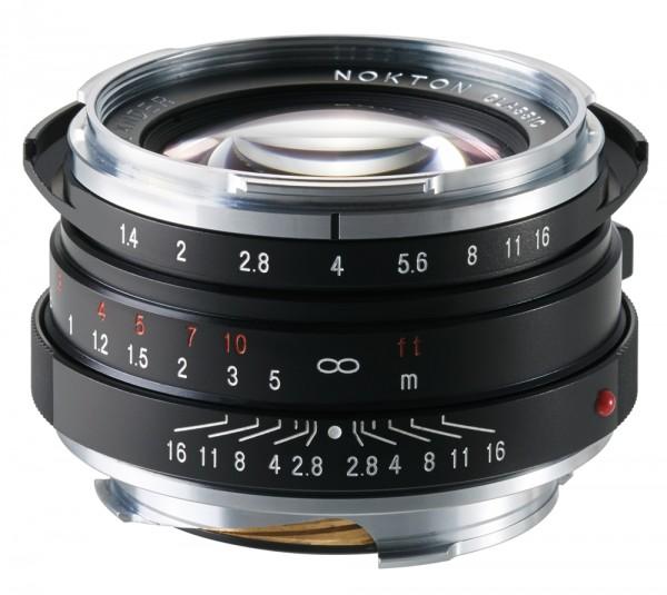Voigtländer Nokton 40mm 1.4 S.C. VM für Leica M