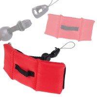 Waterproof ST-6 schwimmende Handschlaufe für Digitalkameras Rot