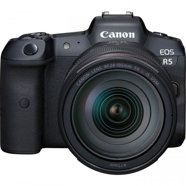 Canon EOS R5 + RF 24-105mm 4.0 L IS USM