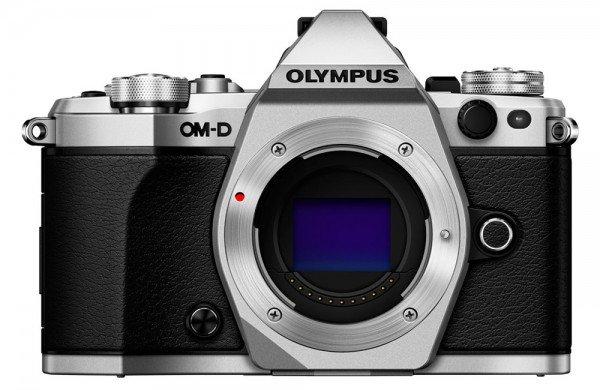Olympus OM-D E-M5 Mark II silber Gehäuse 16 MP
