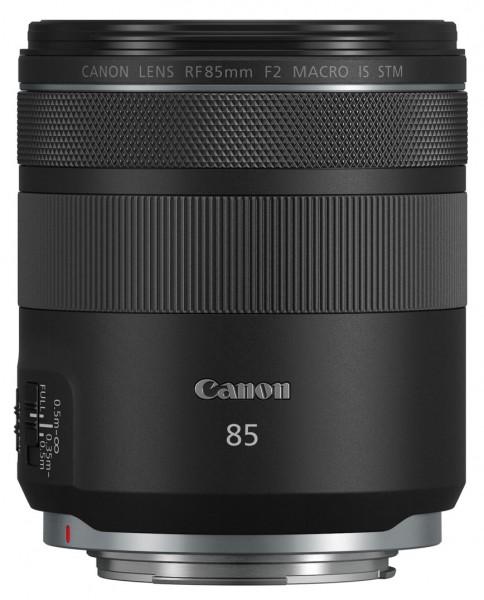 Canon RF 85mm 2.0 IS STM Makro