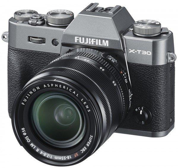 Fujifilm X-T30 anthrazit + XF18-55mm 2.8-4.0 R LM OIS