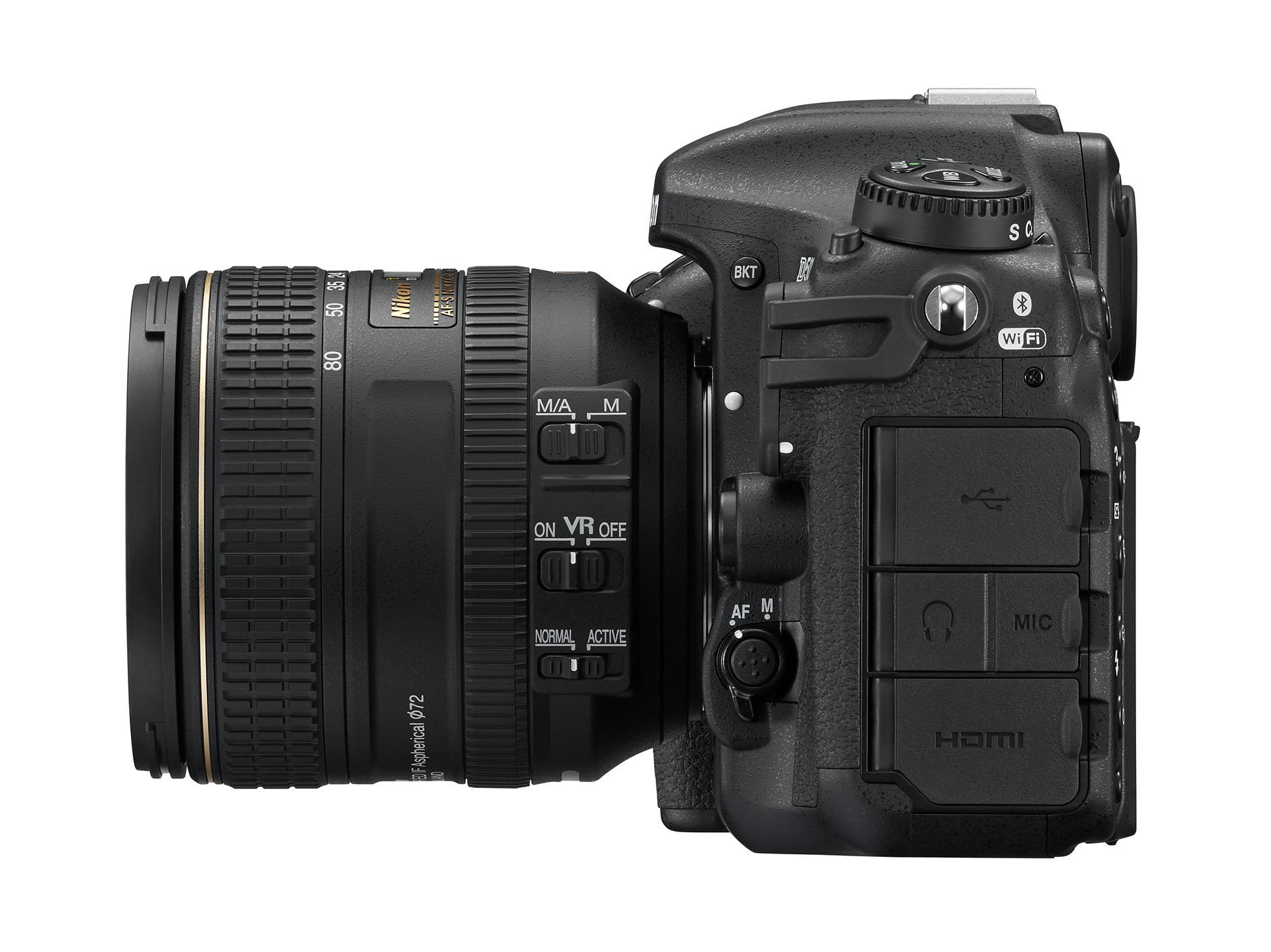 Die Nikon D500 Die Leistungsstärke einer FX Format DSLR in handlichem DX Format