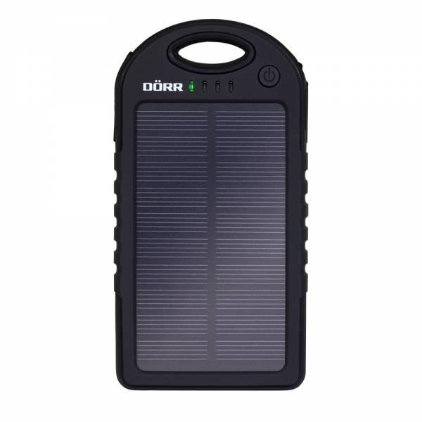 Dörr SC-5000 Solar Powerbank schwarz