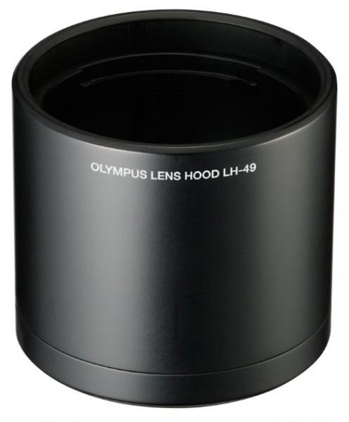 Olympus LH-49 Gegenlichtblende für M.Zuiko ED 60mm 2.8 Macro
