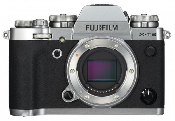 Fujifilm X-T3 silber Gehäuse Einzelstück #FY