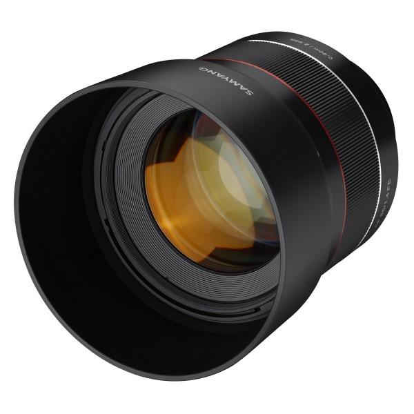 Samyang AF 85mm 1.4 FE für Sony E-Mount