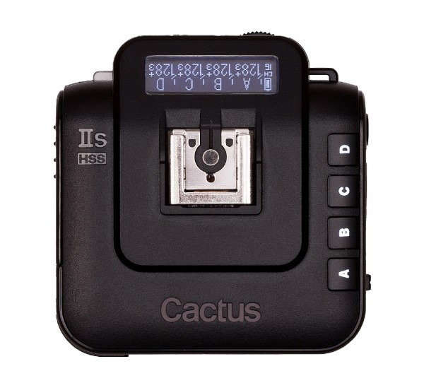 CACTUS Wireless Flash Transceiver V6 IIs Sony Multi Interface