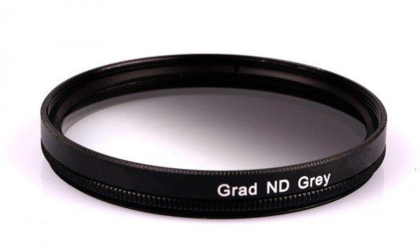 HDX Digital Pro Grauverlaufsfilter 58mm
