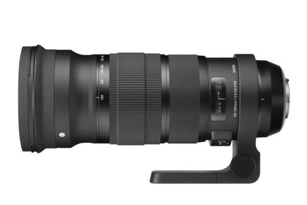 Sigma S 120-300mm 2.8 DG OS HSM für Nikon