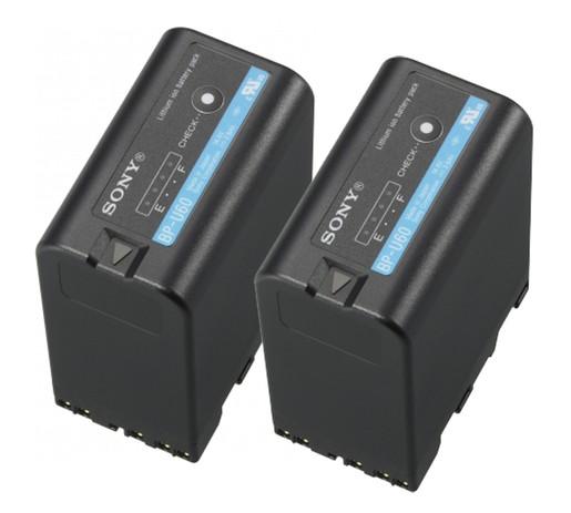 Sony BP-U60 Akku Doppelpack