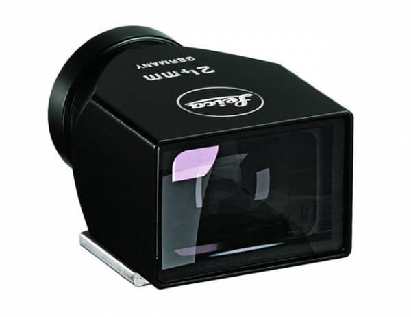 Leica Spiegelsucher für 24mm Objektive schwarz 12026