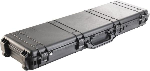 Peli Modell 1750 mit Schaumstoff & Rollen - schwarz