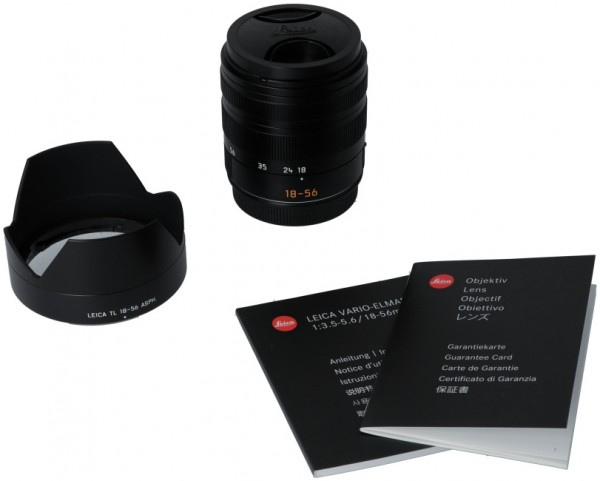 Leica VARIO-ELMAR-TL 18-56mm 3.5-5.6 ASPH. 11080 * 9567