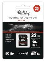Peter Hadley SDHC-Karte 32GB 90/95MB/s UHS-I U3