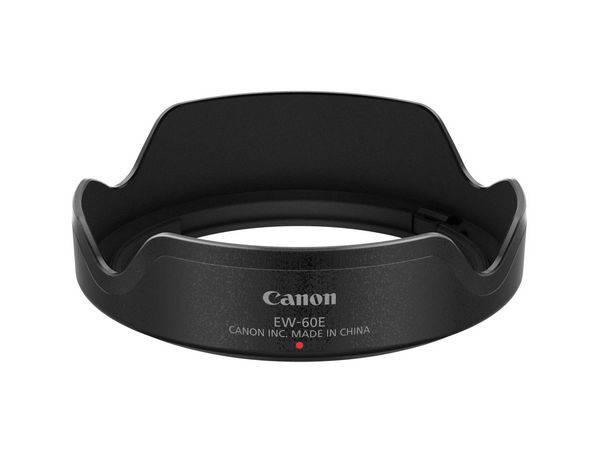 Canon Gegenlichtblende EW-60 E für Canon EF-M 11-22mm f/4-5.6 IS STM