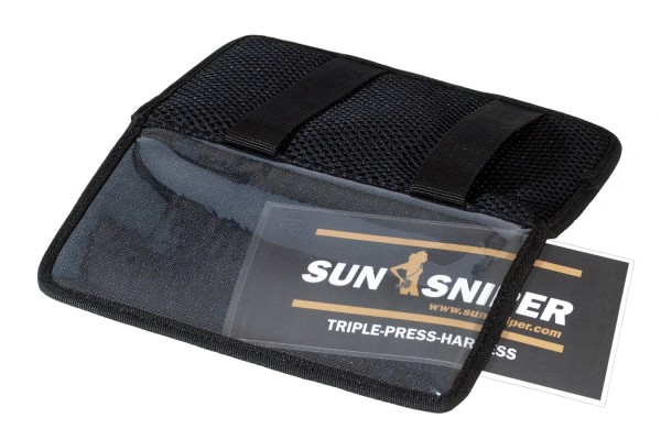 Sun Sniper Strap THE TPH TRIPLE-PRESS-HARNESS ID-HOLDER