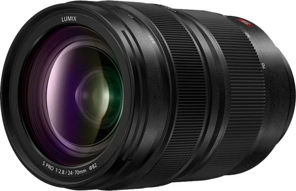 Panasonic Lumix S PRO 24-70mm 2.8