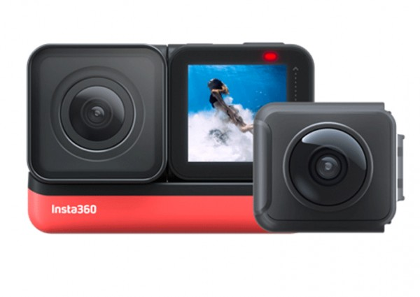 INSTA360 One R Twin Edition 360° Kamera