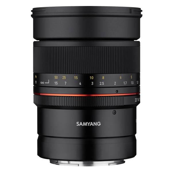 Samyang MF 85mm 1.4 Z für Nikon Z