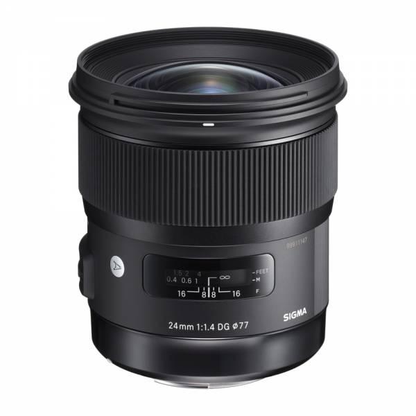 Sigma A 24mm 1.4 DG HSM für Canon