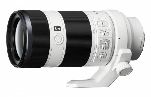 Sony FE SEL 70-200mm 4.0 G OSS