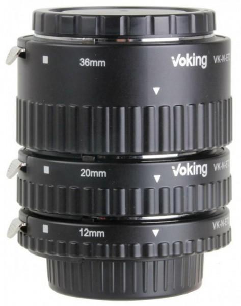 Voking Makro Zwischenring Set für Nikon DSLR