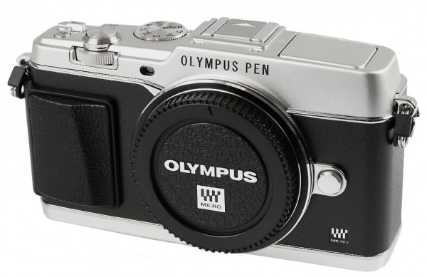 Olympus PEN E-P5 silber *ME33